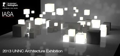 2013 UNNC Architecture Exhibition